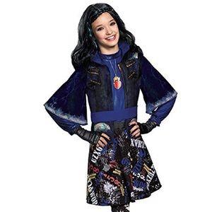 Disney Descendants Evie dress M (7-8)